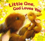 Amy-Warren-Hilliker--Little-one-God-loves-youá