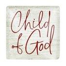 Magneet-glas-vierkant-child-of-God