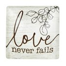Magneet-glas-vierkant-love-never-fails