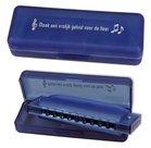 Mondharmonica-blauw