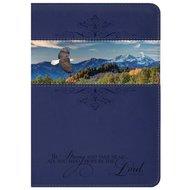 Schrijfdagboek met rits eagle