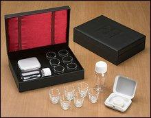 Avondmaal set huisbezoek met 6 glaasjes