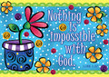 Ansichtkaart-(6)-nothing-is-impossible